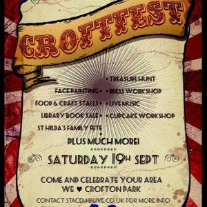 Croftfest Sep 15